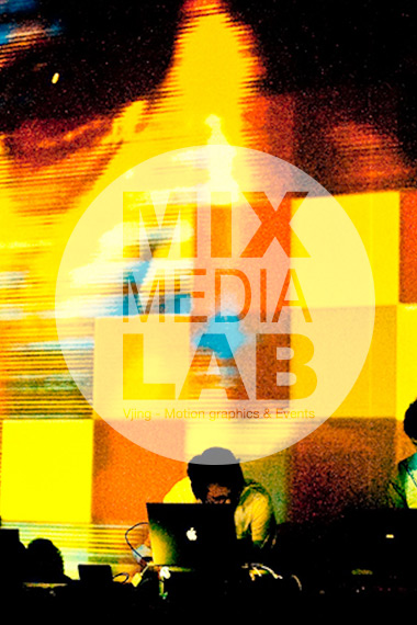 Site du collectif Mixmedialab