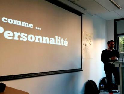 Conférence Design Emotionnel au Meetup Css